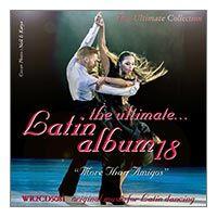 Ultimate Latin Album 18 - More than Amigos (2 CDs)
