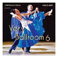 CD - Very Ballroom 6 - WRD Music & DJ Ice