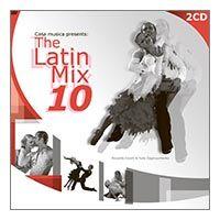 Latin Mix 10 - Double CD