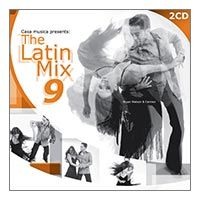 Latin Mix 9 - Double CD