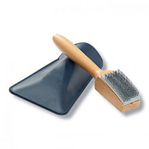 Shoe Scraper with Case