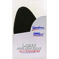 Ladies Sole Kit-Black