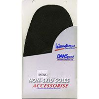 Men's Sole Kit-Black