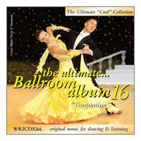 Ultimate Ballroom Album 16 - Temptation