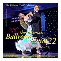 Cover of Ultimate Ballroom Album 22 (2 CD set)