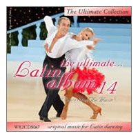 Ultimate Latin Album 14 - Don't Stop the Music