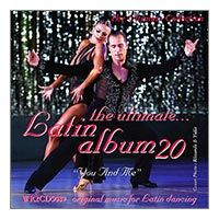 Cover of Ultimate Latin Album 20 - You and Me