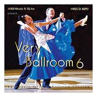 CD - Very Ballroom 6 - WRD Music & DJ Ice