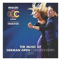 Music from the German Open 2015
