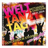 Welttanztag 2014 - Dancefloor Stars 1 & 2