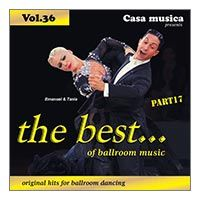 Best of Ballroom Music - Part 17- Vol 36 (2 CDs)