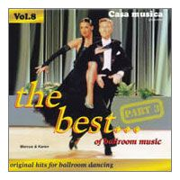 Best of Ballroom Music - Part  3 (Vol 8)