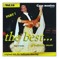 Best of Ballroom Music - Part  7 (Vol 16)