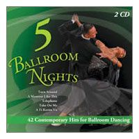 Ballroom Nights Five - 2 CD set