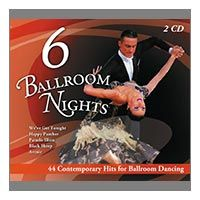 Ballroom Nights Six - 2 CD set