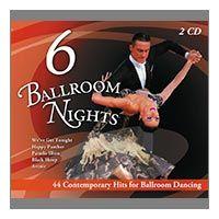 Ballroom Nights Six - 2 CD set