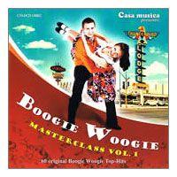 Boogie Woogie - Masterclass Vol 1