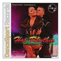 Hot Rhythm 1 - 2 CD Set
