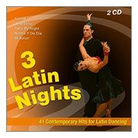 Latin Nights 3 - 2 CD Set