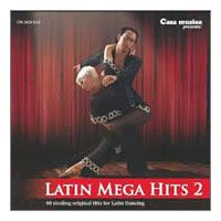 Latin Mega Hits 2 - 2 CD Set