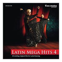 Latin Mega Hits 4 - 2 CD Set
