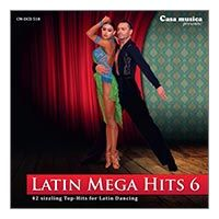 Latin Mega Hits 6 - 2 CD Set