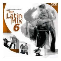 Latin Mix 6 - Double CD