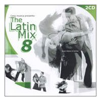 Latin Mix 8 - Double CD