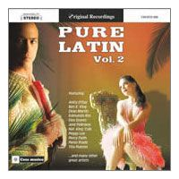 Pure Latin -  Vol 2 (2 CD Set)