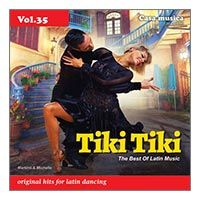 Tiki Tiki - Vol 35 - 2 CD Set