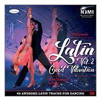 Latin Good Vibration - Vol 2 -  2 CD Set