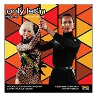 Only Latin - Vol 4 - Love Me Forever
