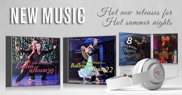 New CDs Summer 2019