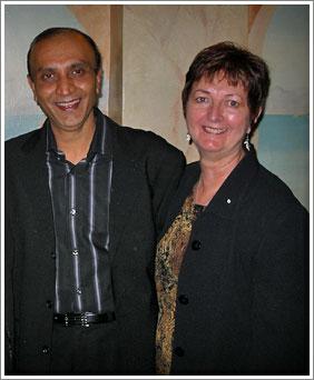Rashmi & Barbara