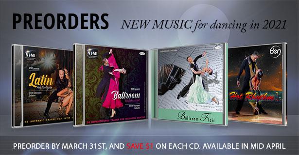 New Ballroom Music